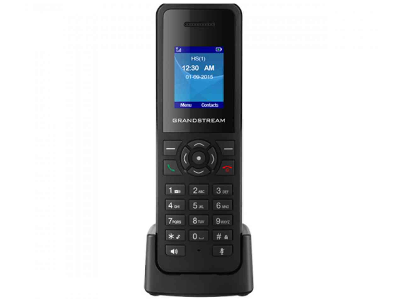 DECT Cordless VoIP Telephone, DP720